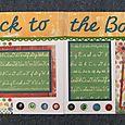Back to the Books kit - Designed by Lindsey Amschler  $10.00