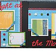 A Night At The Movies kit - Designed by Lindsey Amschler $10.00
